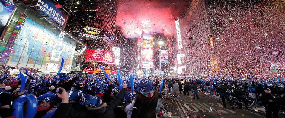 New Year´s Eve Parties in NYC