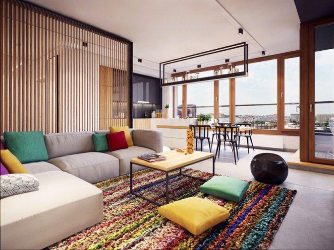 INSPIRING MODERN APARTMENT DESIGNS modern apartment INSPIRING MODERN APARTMENT DESIGNS 125 e1484821699192