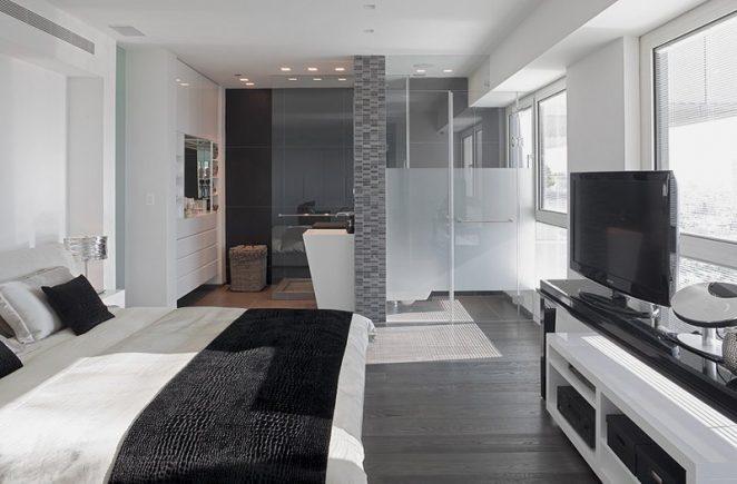 INSPIRING MODERN APARTMENT DESIGNS modern apartment INSPIRING MODERN APARTMENT DESIGNS 14 e1484821879240