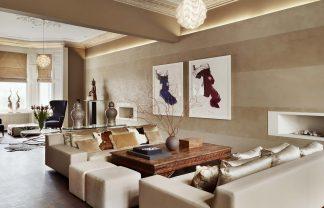 modern apartment INSPIRING MODERN APARTMENT DESIGNS fit 324x208