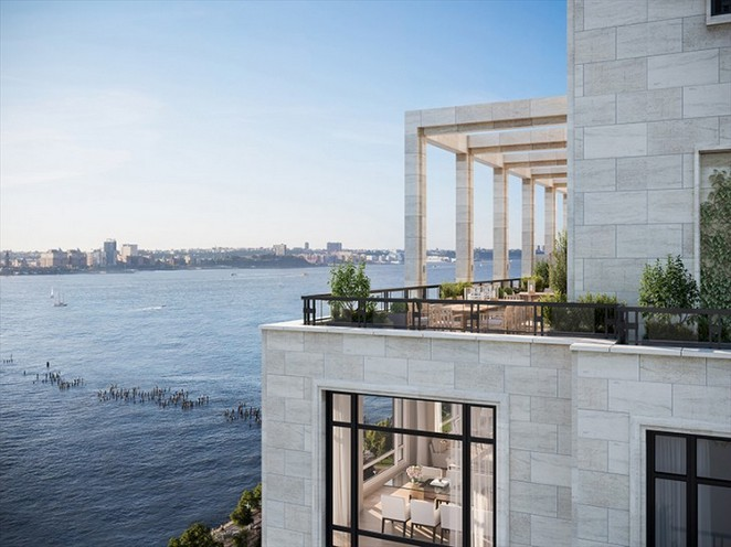 70 vestry by robert a m stern brings waterfront living to new york  robert a m stern 70 Vestry by Robert A M Stern Brings Waterfront Living to New York 70 vestry by robert a m stern brings waterfront living to new york 1