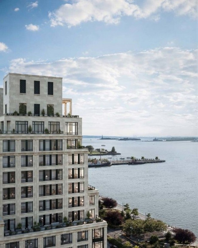 70 vestry by robert a m stern brings waterfront living to new york  robert a m stern 70 Vestry by Robert A M Stern Brings Waterfront Living to New York 70 vestry by robert a m stern brings waterfront living to new york 5