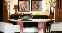 New York Living Room Sets That Deserve an Oscar