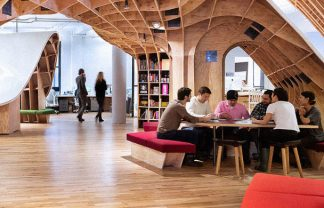 offices in new york The 25 Coolest Offices in New York feature image 324x208