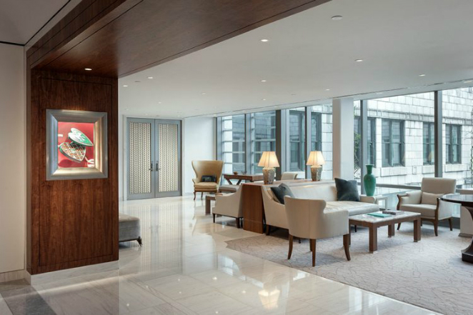 NYC Tiffany Co Headquarters By Ted Moudis Associates Ted Part 58