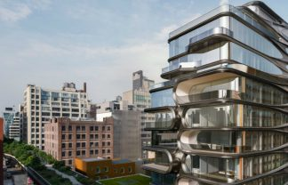 Look Inside Zaha Hadid's First New York City Residence