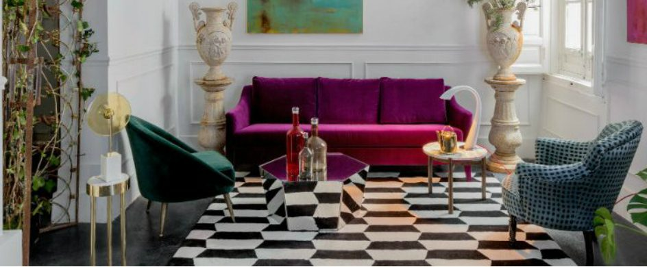 Five Extraordinary Interior Design Projects