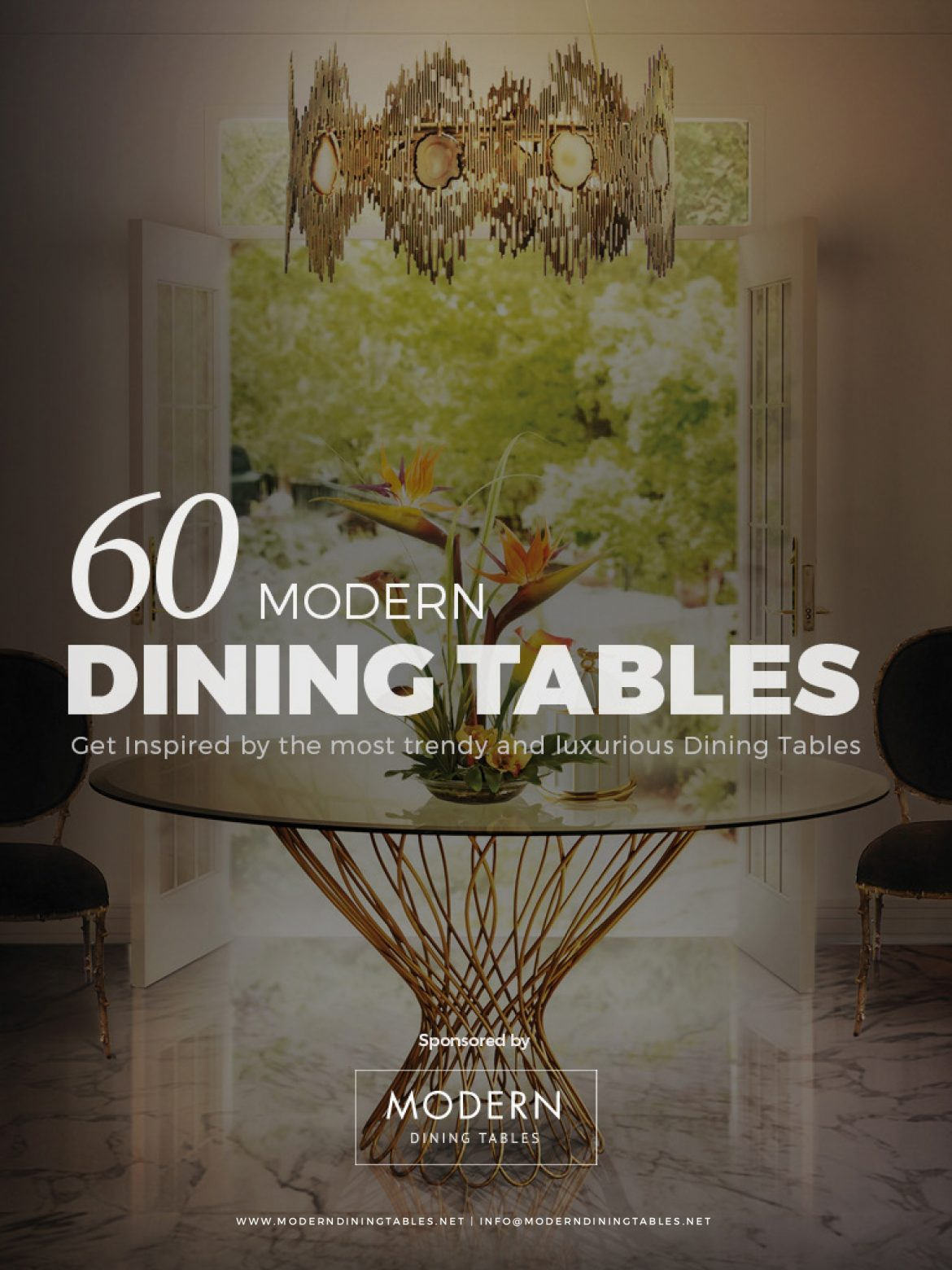 60 modern dining tables for an amazing dining room | new york design Amazing Dining Table
