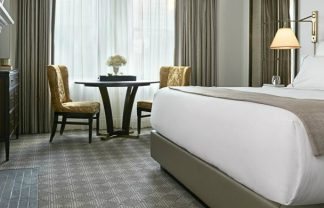 intercontinental new york InterContinental New York Barclay Hotel with luxury interiors by HOK InterContinental New York Barclay Hotel with luxury interiors by HOK Feature 324x208