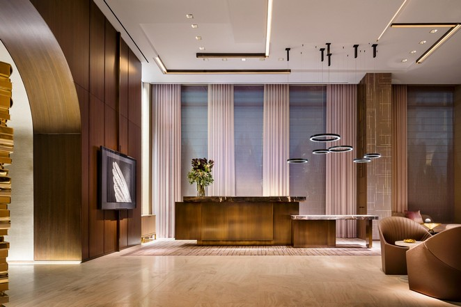 Yabu Pushelberg designed the interiors of Four Seasons Downtown New York Yabu Pushelberg Yabu Pushelberg designed the interiors of Four Seasons Downtown New York Yabu Pushelberg designed the interiors of Four Seasons Downtown New York 16