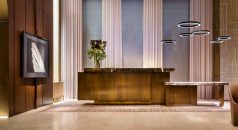 Yabu Pushelberg designed the interiors of Four Seasons Downtown New York