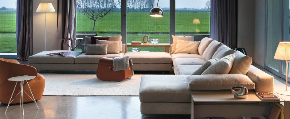 NEW RELEASES BY MINOTTI