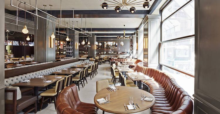 Get Inspired: The Wayfarer Restaurant in Manhattan