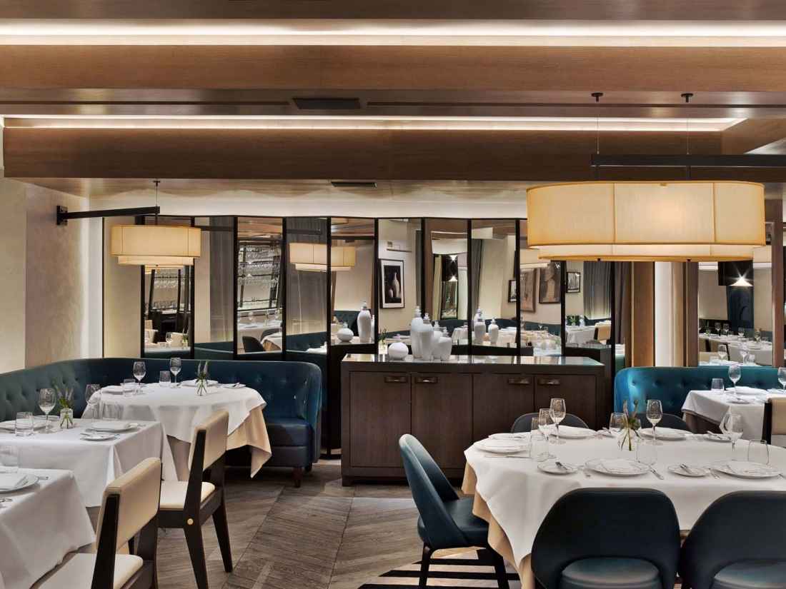 Best New York Restaurants and Bars designed by Meyer Davis best new york restaurants and bars designed by meyer davis Best New York Restaurants and Bars designed by Meyer Davis vaucluse retaurant