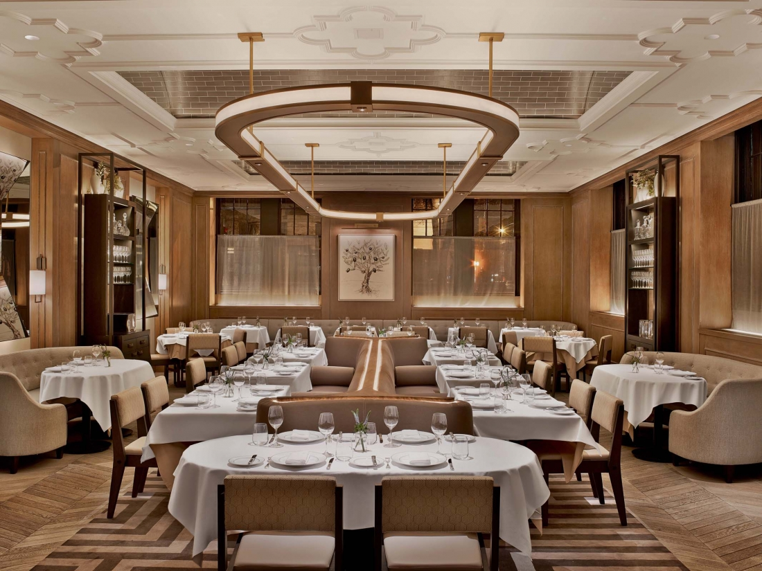 Best New York Restaurants and Bars designed by Meyer Davis best new york restaurants and bars designed by meyer davis Best New York Restaurants and Bars designed by Meyer Davis vaucluse