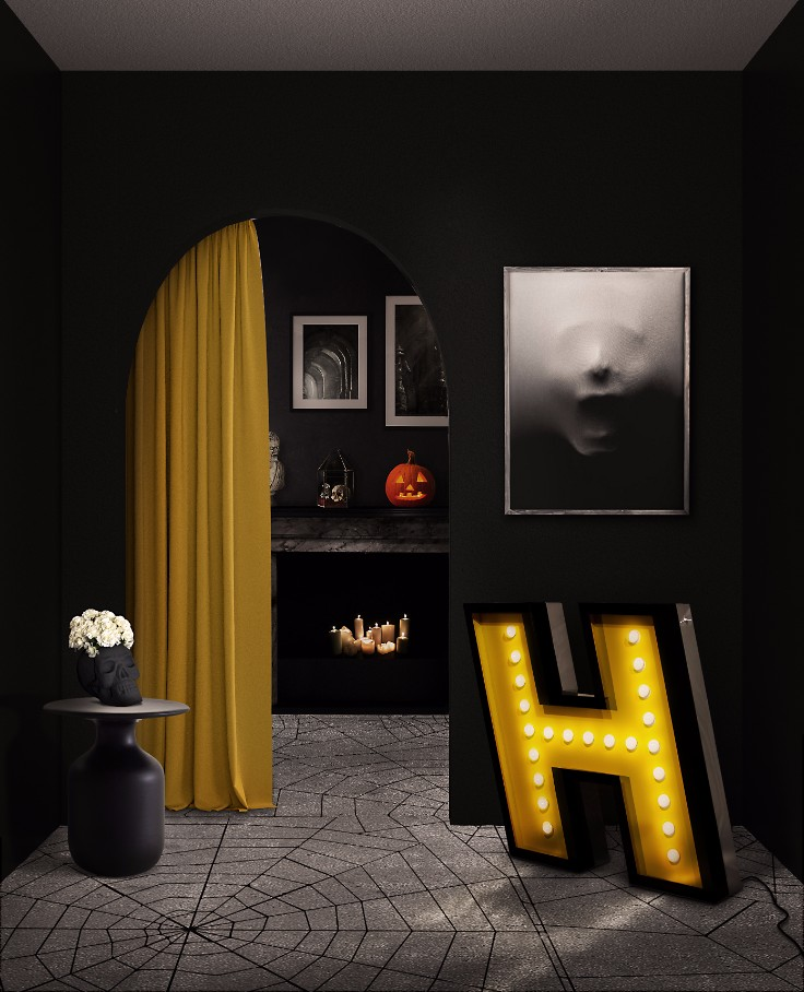 HALLOWEEN HOME DECOR IDEAS THAT WILL SURPRISE YOU