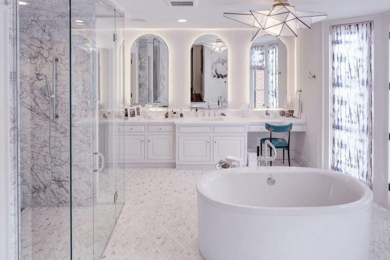 interior design stars LA Interior Design Stars: Meet Carrie Livingston Design BATHROOM1