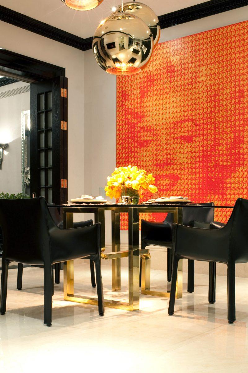 interior design stars LA Interior Design Stars: Meet Carrie Livingston Design DINING3B