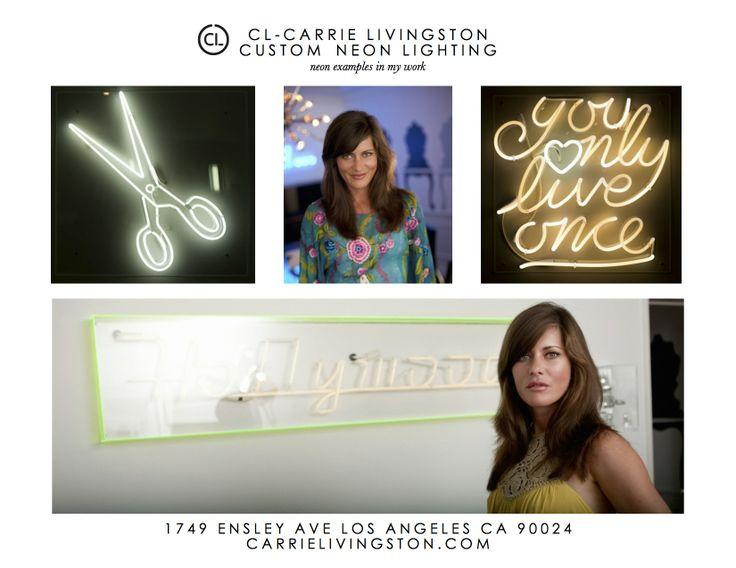 LA Interior Design Stars: Meet Carrie Livingston Design interior design stars LA Interior Design Stars: Meet Carrie Livingston Design df1c77976d611fb7cd6228acad482bfc neon design livingston