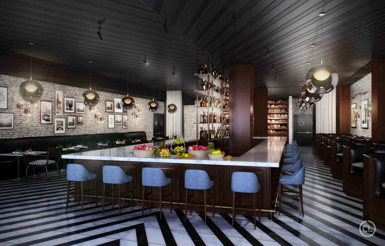 LA Interior Design Stars: Meet Carrie Livingston Design interior design stars LA Interior Design Stars: Meet Carrie Livingston Design restaurant 6