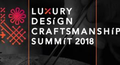 Discover the Luxury Design and Craftsmanship Summit 2018 design and craftsmanship summit Discover the Luxury Design and Craftsmanship Summit 2018 miami 238x130