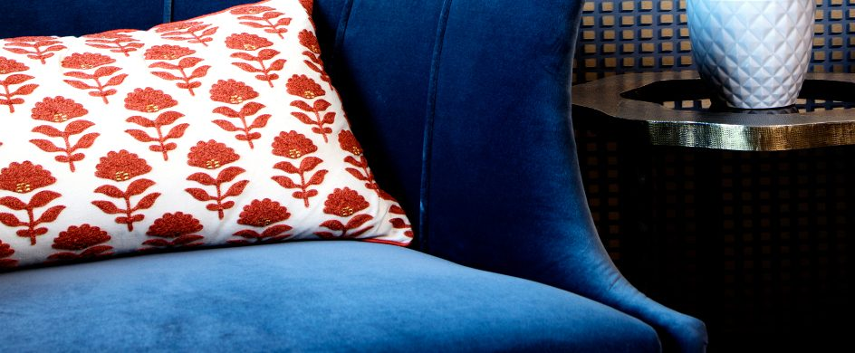 Fourth of July: How to Decorate with Blue and Red