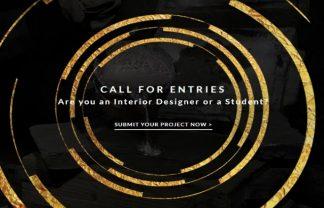 design awards Calling all interior designers for Covet International Design Awards covet international awards 1 324x208