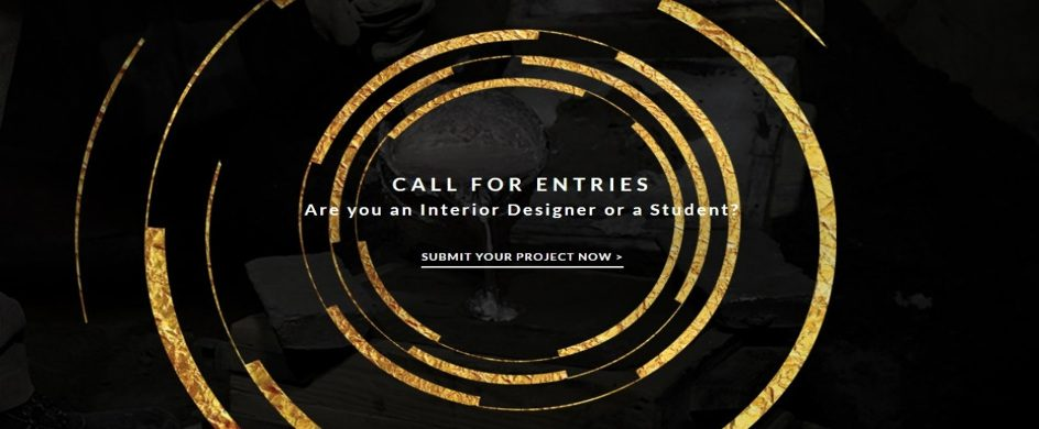 Calling all interior designers for Covet International Design Awards