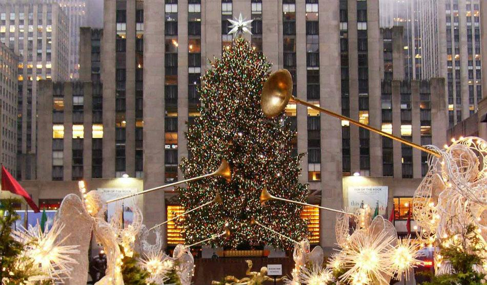 rockefeller center Christmas in NYC: Rockefeller Center Tree Lighting Ceremony2018 Christmas in NYC Rockefeller Center Tree Lighting Ceremony 2018 1