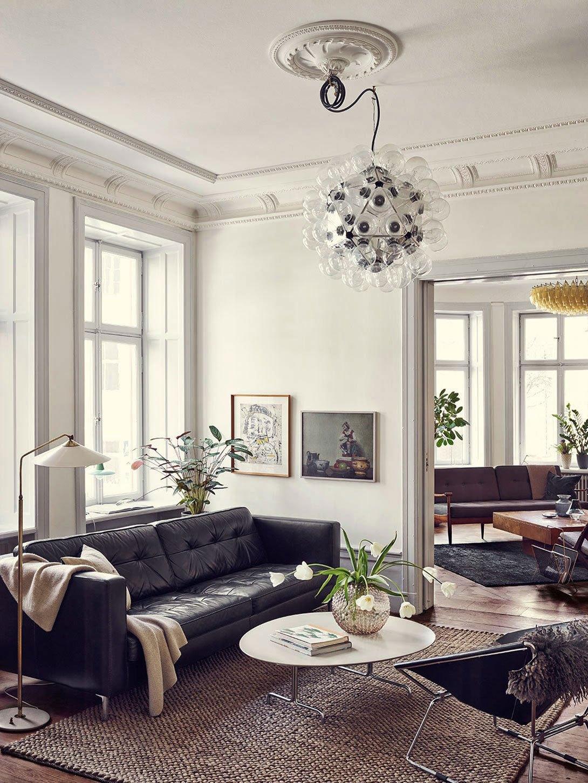 luxury living room 5 Amazing Black Leather Sofas For Your Luxury Living Room 5 Amazing Black Leather Sofas For Your Luxury Living Room 5
