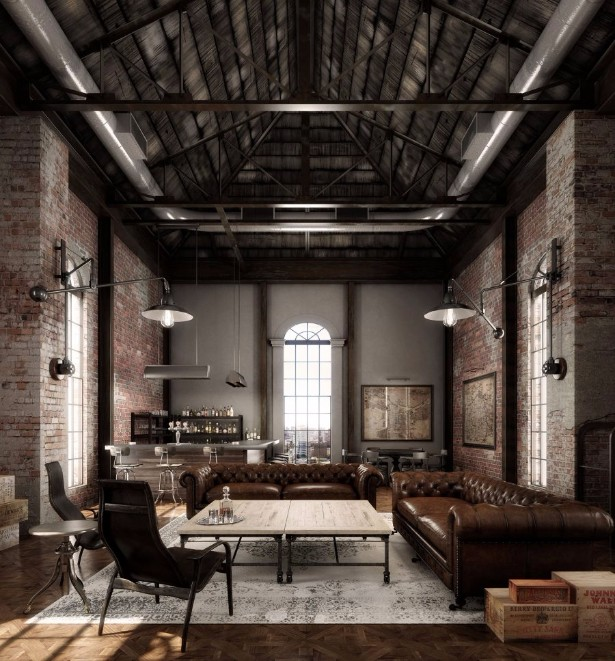 5 Outstanding New York Industrial Lofts That You Need To See  industrial lofts 5 Outstanding New York Industrial Lofts That You Need To See 5 Incredible New York Industrial Lofts That You Need To See 1