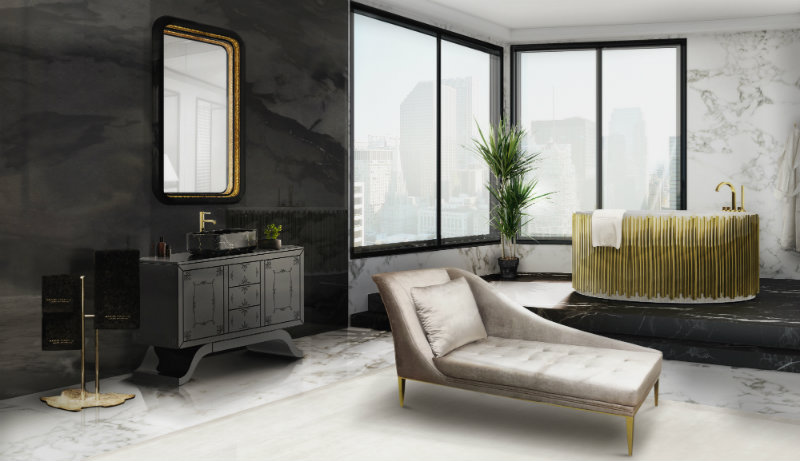 Trend Alert: Discover Here The Top Bathroom Trends For 2019 bathroom trends Trend Alert: Discover Here The Top Bathroom Trends For 2019 Trend Alert Discover Here The Top Bathroom Trends For 2019 4