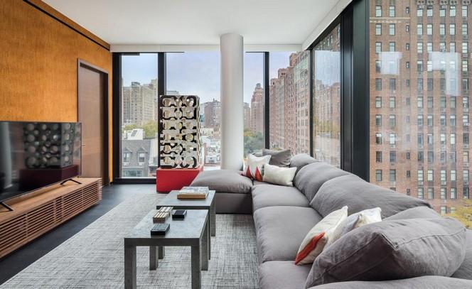 Peter Marino's Art-Filled New York Apartment at The Getty New York Apartment Peter Marino's Art-Filled New York Apartment at The Getty Peter Marinos Art Filled New York Apartment at The Getty 3