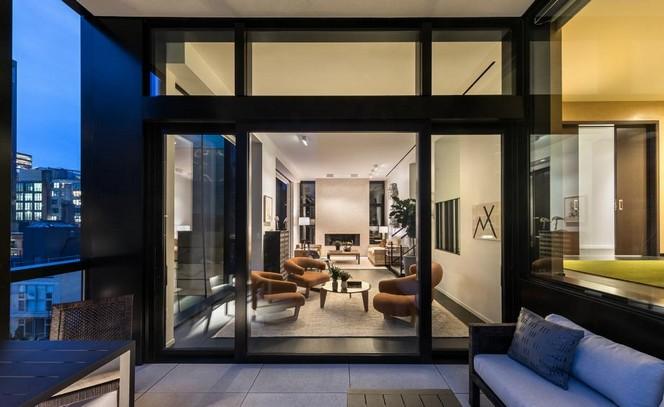 Peter Marino's Art-Filled New York Apartment at The Getty New York Apartment Peter Marino's Art-Filled New York Apartment at The Getty Peter Marinos Art Filled New York Apartment at The Getty 7