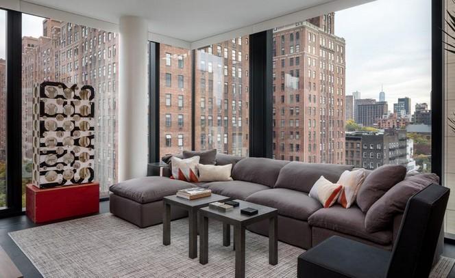 Peter Marino's Art-Filled New York Apartment at The Getty New York Apartment Peter Marino's Art-Filled New York Apartment at The Getty Peter Marinos Art Filled New York Apartment at The Getty