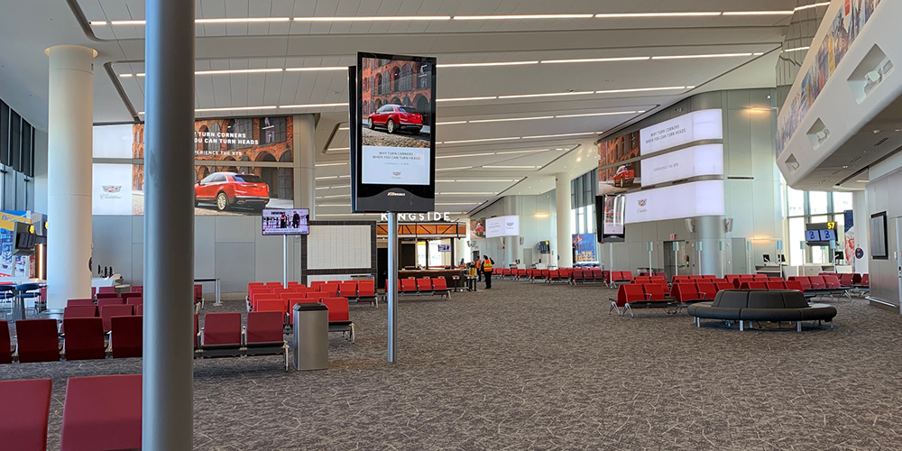 new concourse Presenting The New Concourse At LaGuardia Airport Presenting The New Concourse At LaGuardia Airport 5