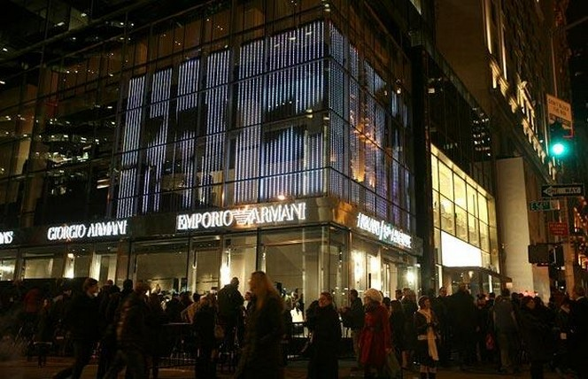 Giorgio Armani New York's New Luxury Flagship Store and Residences giorgio armani Giorgio Armani: New York's New Luxury Flagship Store and Residences Giorgio Armani New Yorks New Luxury Flagship Store and Residences 2