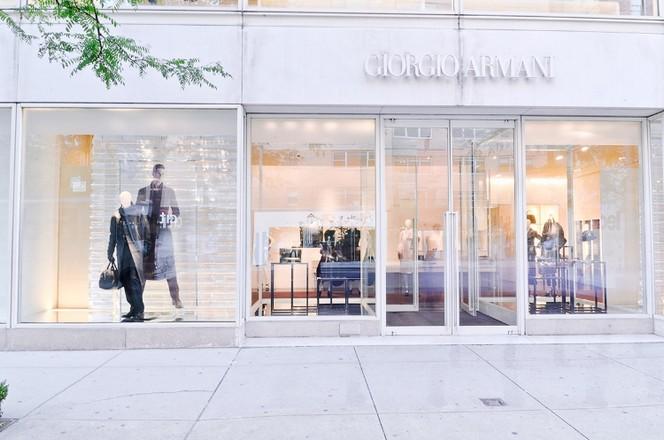 Giorgio Armani New York's New Luxury Flagship Store and Residences giorgio armani Giorgio Armani: New York's New Luxury Flagship Store and Residences Giorgio Armani New Yorks New Luxury Flagship Store and Residences 3