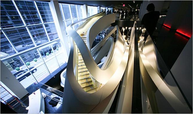 giorgio armani Giorgio Armani: New York's New Luxury Flagship Store and Residences Giorgio Armani New Yorks New Luxury Flagship Store and Residences 9