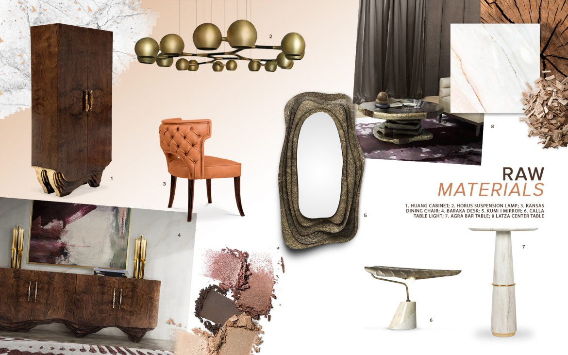 How To Use Raw Materials In A Luxury Décor  raw materials How To Use Raw Materials In A Luxury Decor  How To Use Raw Materials In A Luxury D  cor 1
