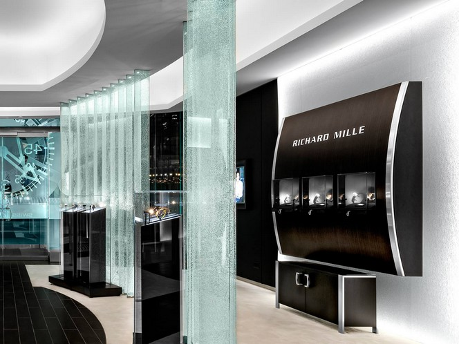 New York Flagship Boutique For Richard Mille new york flagship boutique New York Flagship Boutique For Richard Mille New York Flagship Boutique For Richard Mille 6