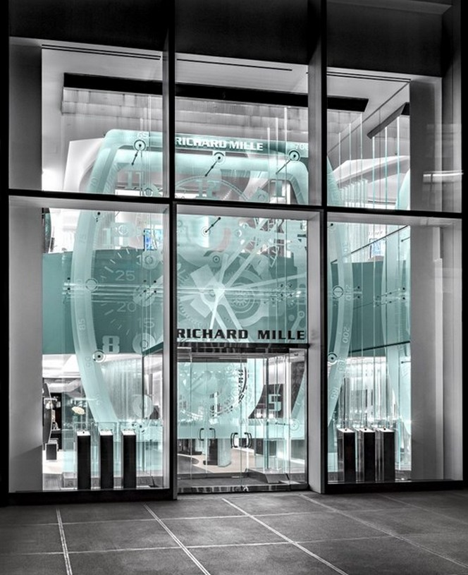 New York Flagship Boutique For Richard Mille new york flagship boutique New York Flagship Boutique For Richard Mille New York Flagship Boutique For Richard Mille