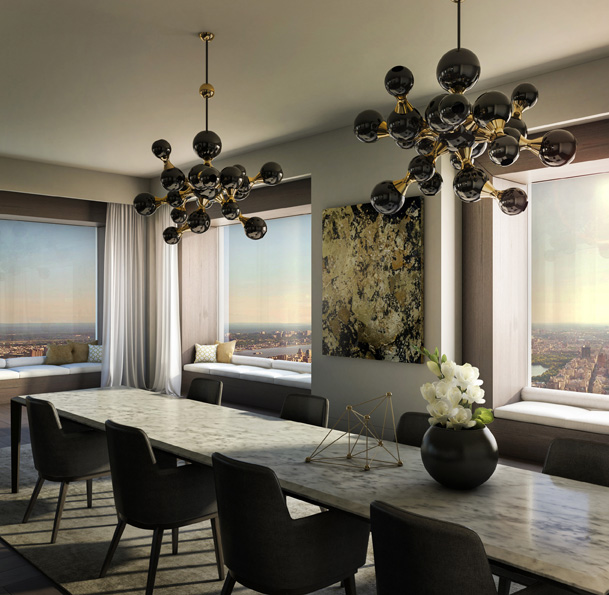 Take A Look At This Outstanding Penthouse At Park Avenue, New York