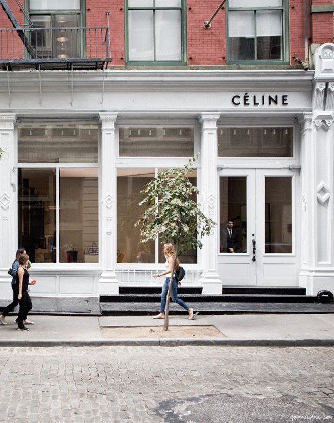 Celine Opens New York Flagship Store new york flagship store Celine Opens New York Flagship Store Celine Opens New York Flagship Store 9