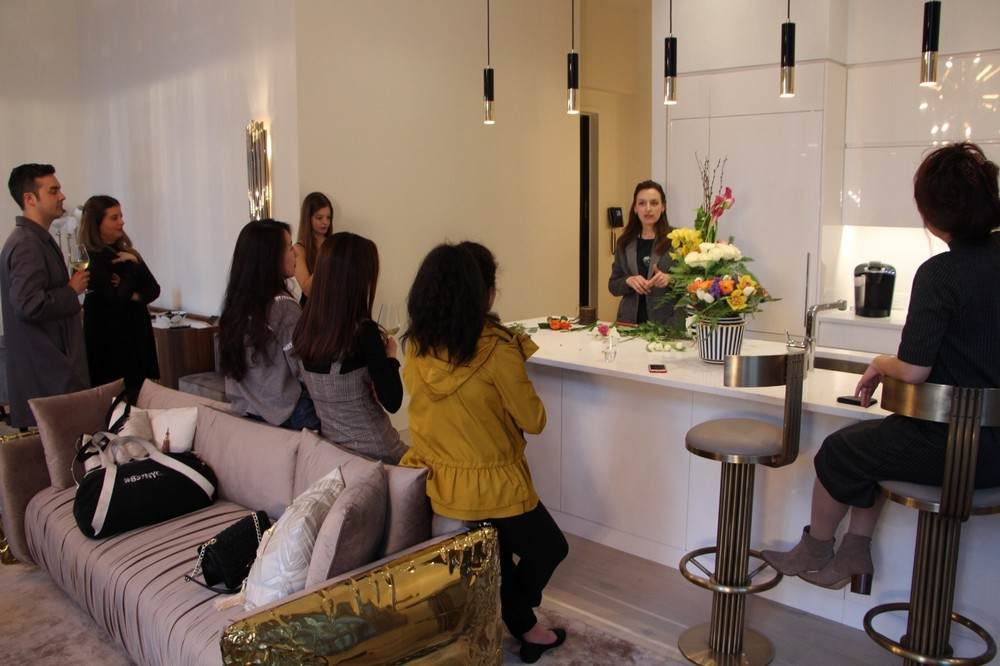 Luxury Flowers And Set Decoration At Covet NYC covet nyc Luxury Flowers And Set Decoration At Covet NYC Luxury Flowers And Set Decoration At Covet NYC 2