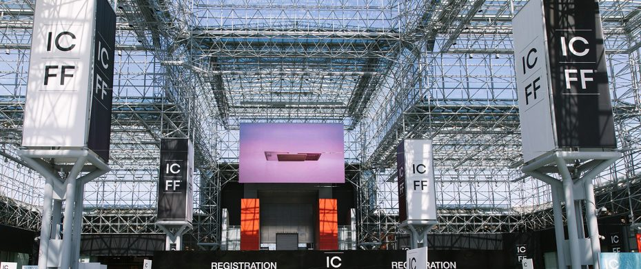 icff 2019 Get Ready For ICFF 2019 Get Ready For ICFF 2019 1 930x390
