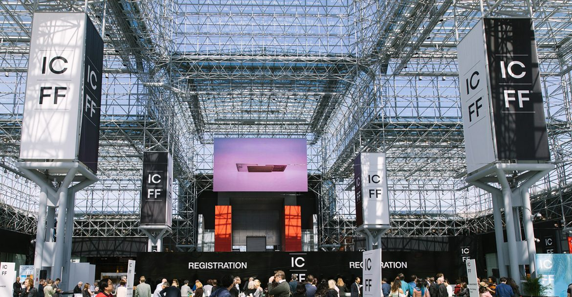 Get Ready For ICFF 2019 icff 2019 Get Ready For ICFF 2019 Get Ready For ICFF 2019 1