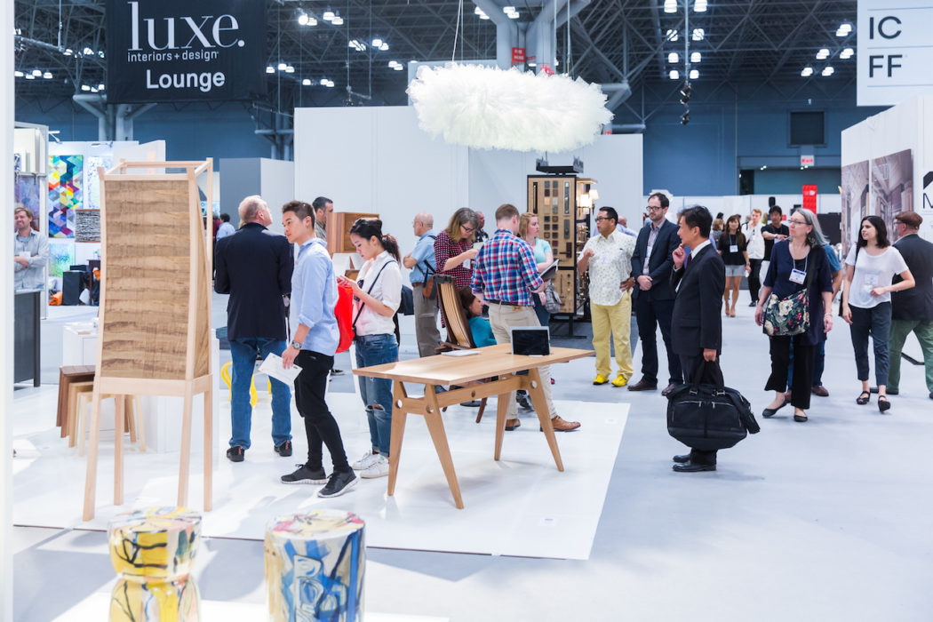 Get Ready For ICFF 2019 icff 2019 Get Ready For ICFF 2019 Get Ready For ICFF 2019 2