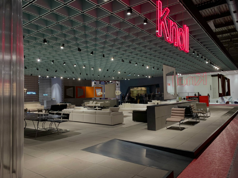knoll Knoll: Luxury Design At Salone Del Mobile 2019 Knoll Luxury Design At Salone Del Mobile 2019 4