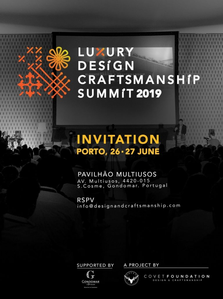 Celebrate Design With The Luxury Design & Craftsmanship Summit 2019 summit 2019 Celebrate Design With The Luxury Design & Craftsmanship Summit 2019 Celebrate Design With The Luxury Design Craftsmanship Summit 2019 1